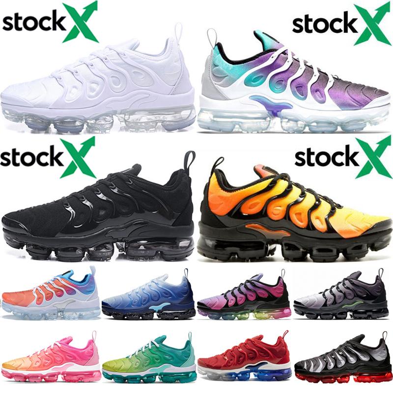nike air vapormax 2.0 Nouvelle arrivée Chaussures de course pour homme femme Joyride Plantinum Tint Oreo Triple blanc noir jaune Undefeated