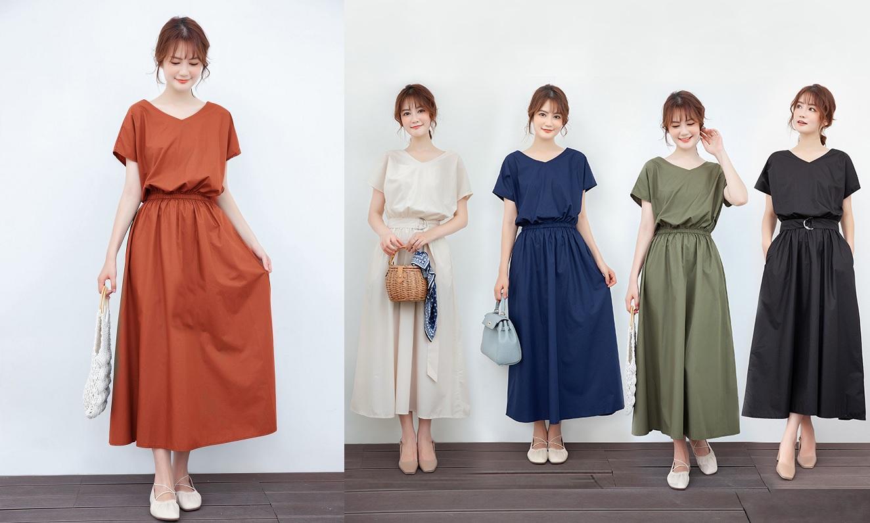 korean japanese style frauen lange kleider sommer a-line gürtel plain  schwarz sexy chic female fashion retro maxikleid vestidos
