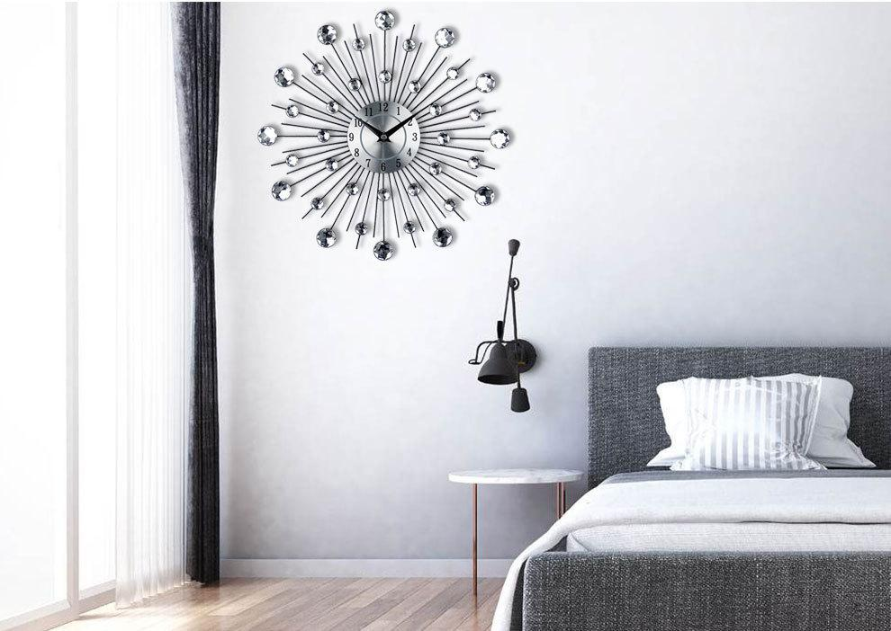 4 Large Size wall clock