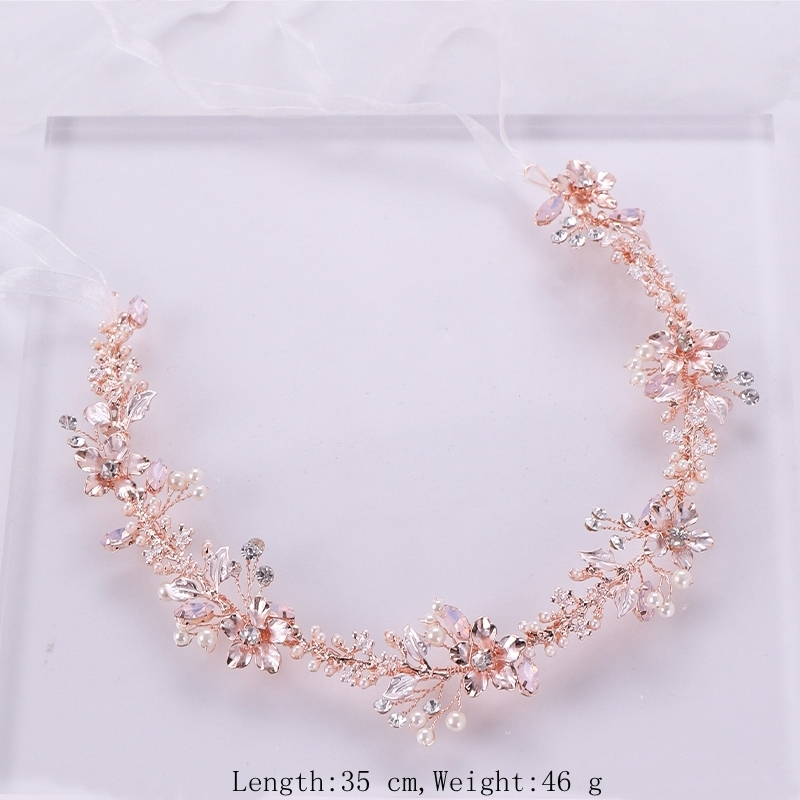 Rose Gold Hair Jewelry (3)