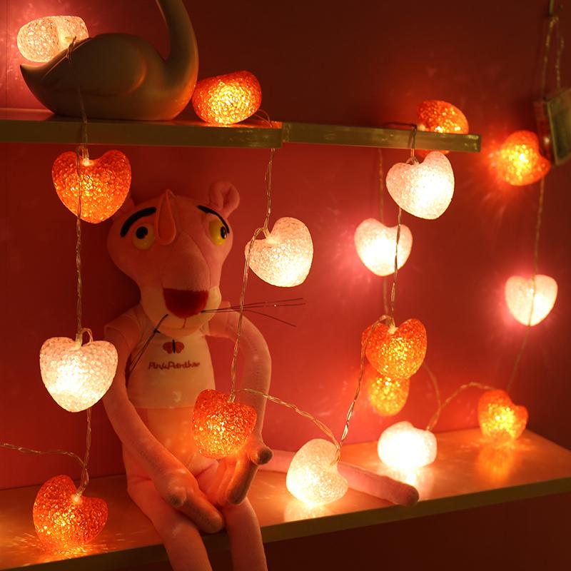 6-M-Rosa-amor-coraz-n-LED-cadena-luces-Garland-bater-a-LED-Hada-luz-vacaciones (2)