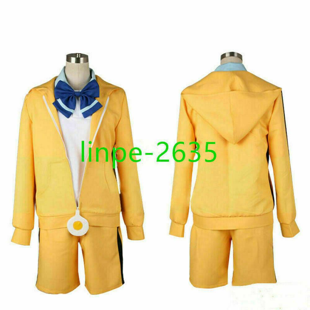 Bakemonogatari Monstory Monogatari Oshino Shinobu Cos Clothes Cosplay Costume