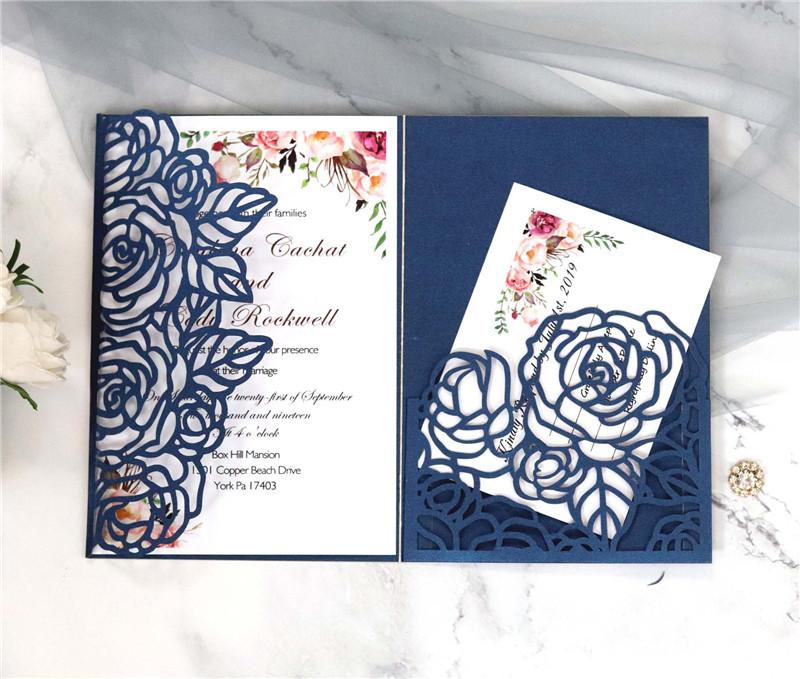10 St/ücke Herz Hochzeitseinladungskarten Cut Aush/öhlen Umschl/äge Dichtungen Einladung Deckt Hochzeit Braut Party Dekoration