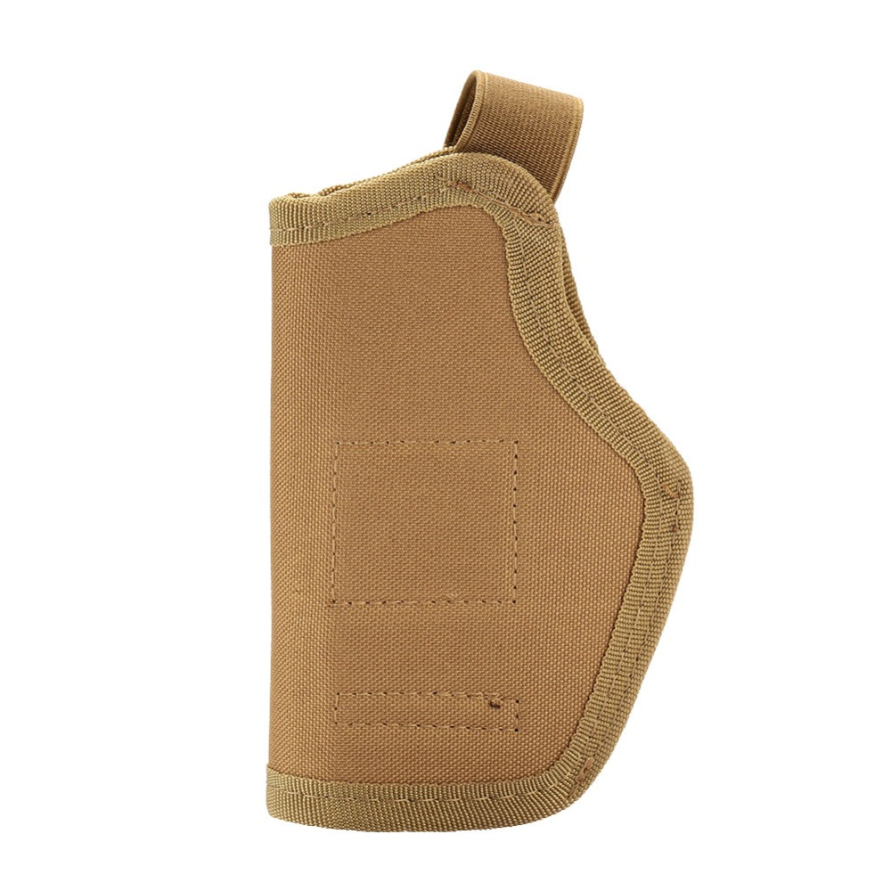 Nylon CS Field Invisible tactique Petit Holster Tactique Compact / Subcompact Pistolet Holster Taille Chasse Accessoire