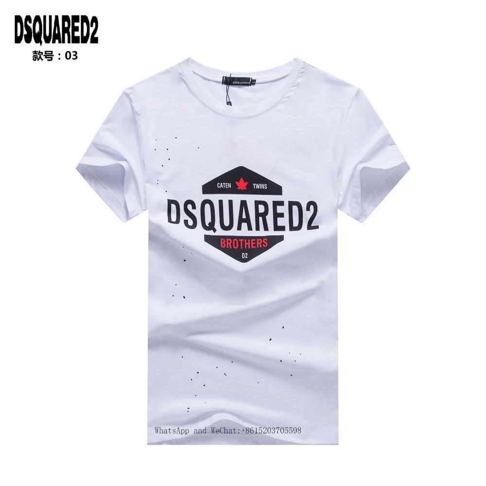 Sommer Kundengebundener Mode-Trend-runder Kragen-Freizeit-männlicher Kurzarm-T-Shirt Mann Clothing0228