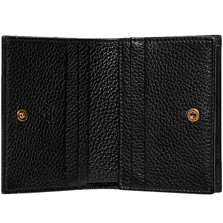 / stereo metal bee letter printing men's and women's universal wallet 460185A7M0T1000