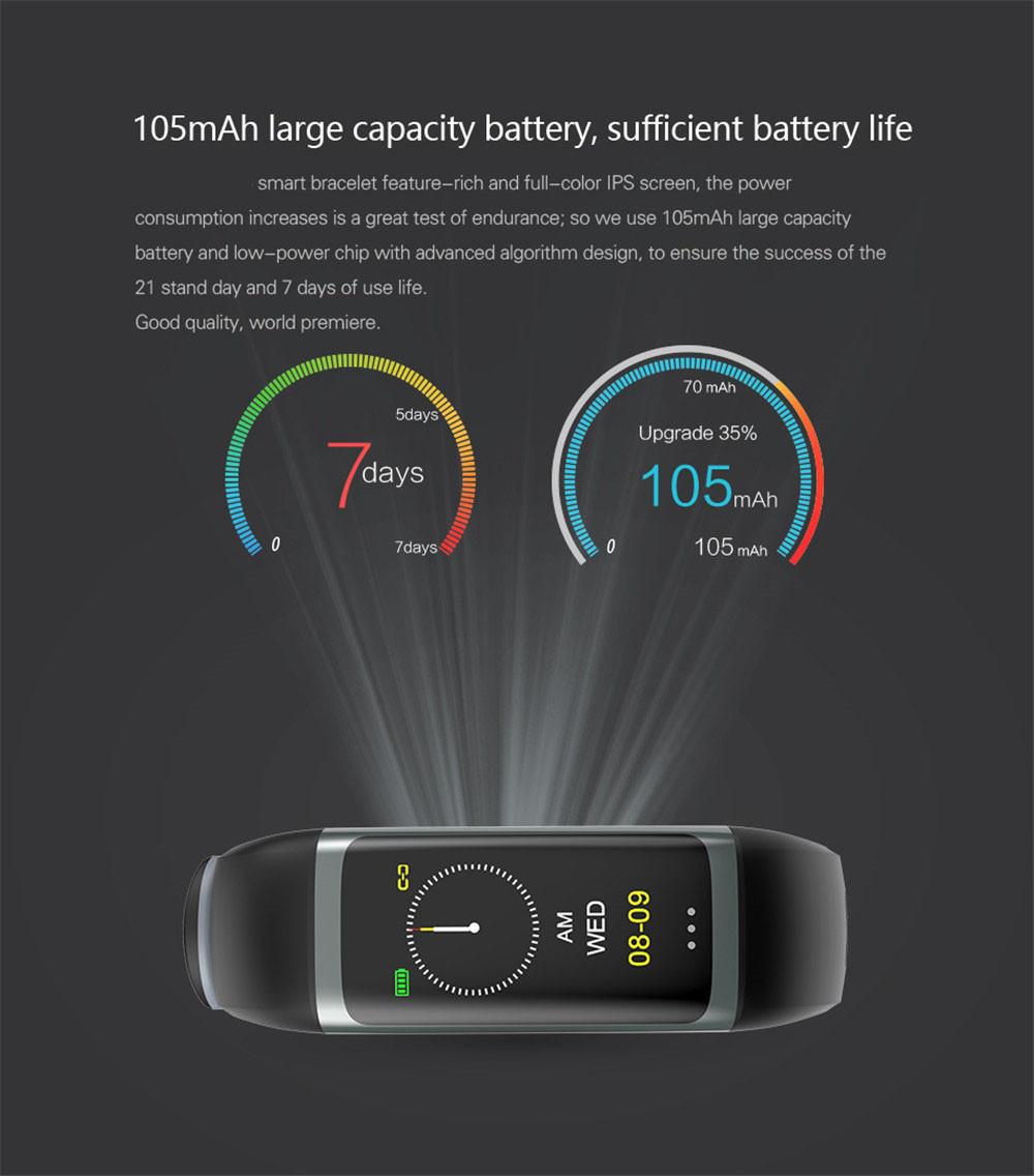 smart watch wristband health heart rate xiaomi mi band 3 (10)