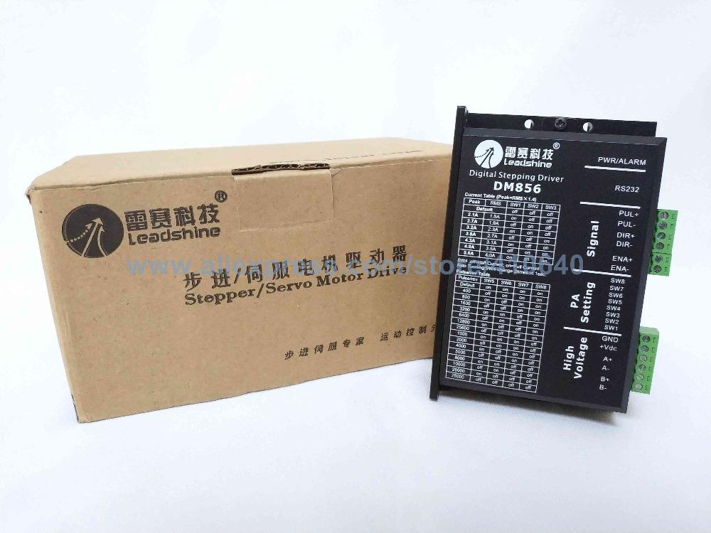 Leadshine stepper drive DM856 (19)