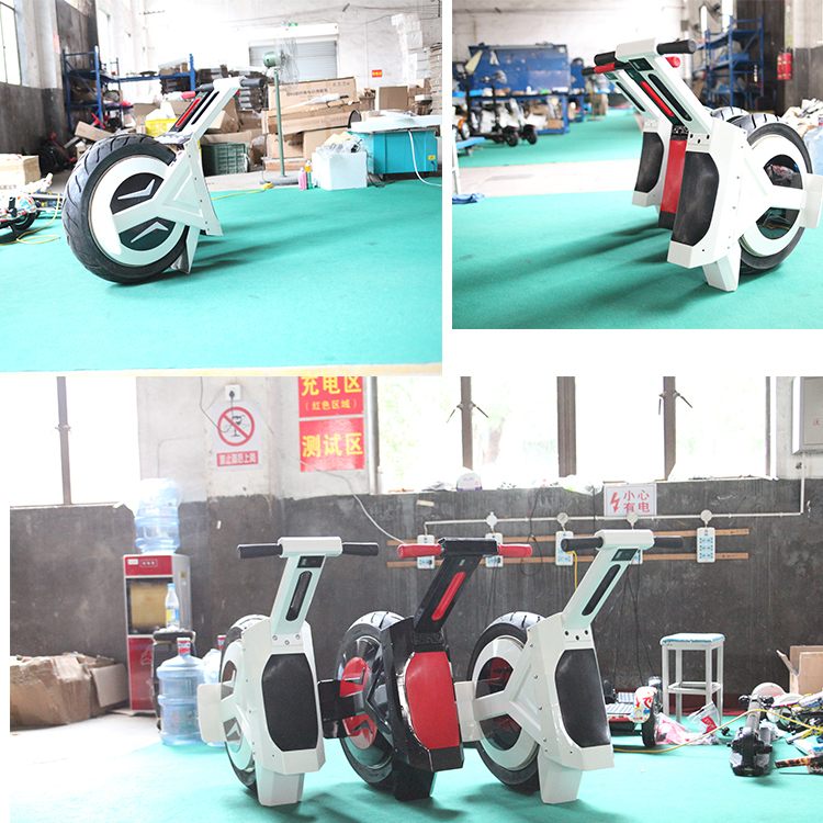 New Electric Unicycle Scooter 500W motorcycle hoverboard one wheel scooter skateboard monowheel Electric Bicycle big wheel (1)
