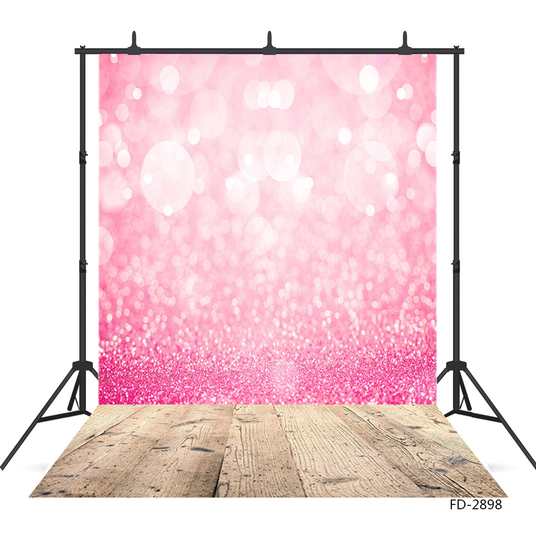 Gold Heart Backdrop Gold Wedding 1m Wide Photo Booth Background