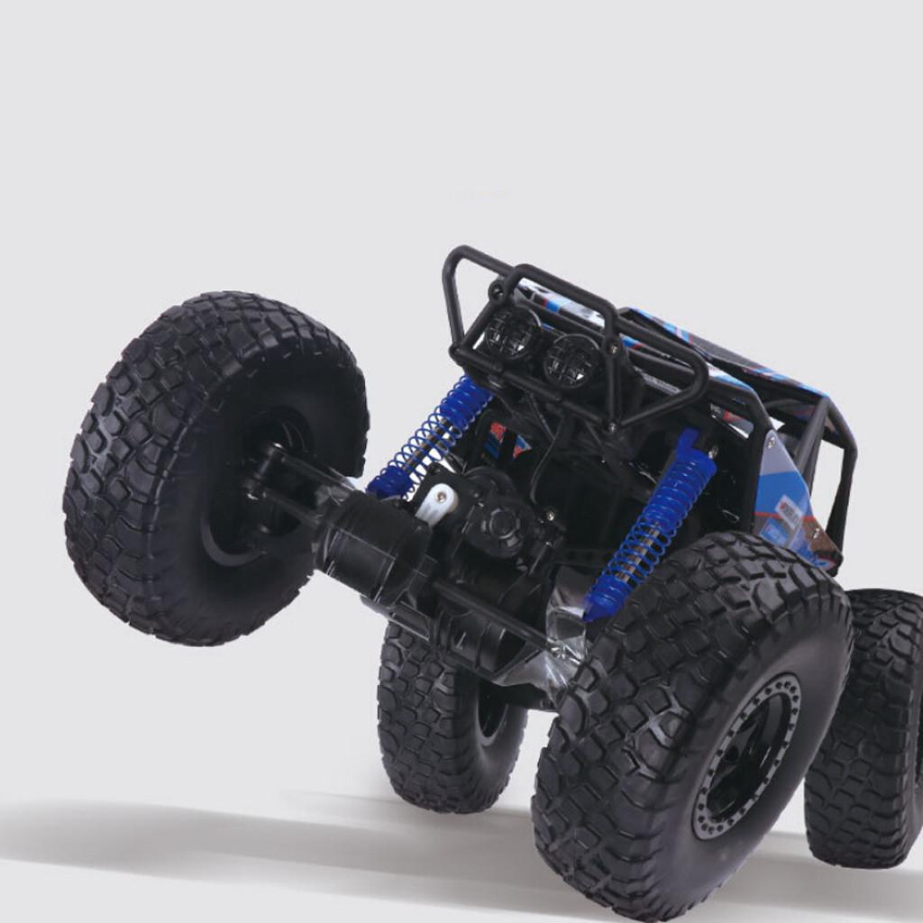 Coche de alta velocidad con tracción a las cuatro ruedas Modelo 2.4G Control de radio Todo terreno Regalos de cumpleaños del coche Dropshipping desde EE. UU.