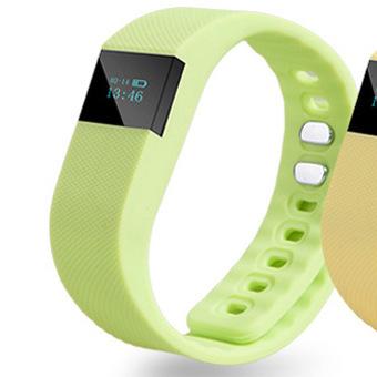 Smart2019 Neues Produkt Tw64 Intelligence Calorie Ranging Event Erinnern Plan Schritt des Levels Wasserdichte Bewegungsliebhaber Armband
