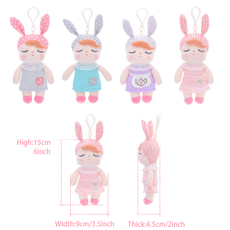 Rabbit Toy Plush Animal For Baby Girls And Boys Soft Child-friendly Cloth Cotton
