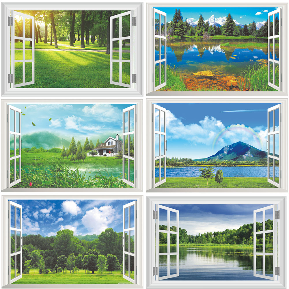 Discount 3d Wall Murals Nature