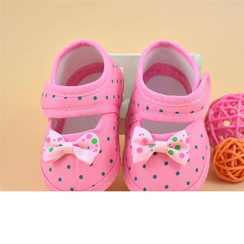 Fashion Baby Girl First Walker Kids Bowknot Boots Soft Crib Shoes NDA84L16 (13)