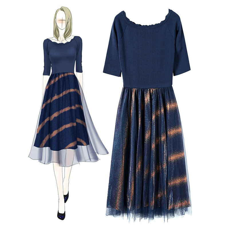 Discount Tie Dye Wedding Dresses