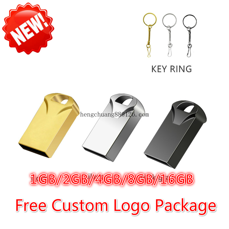 - 50 PCS Red Custom 128MB- 128MB Promotional Product with Your Logo//Bulk//Wholesale $5.26//EA