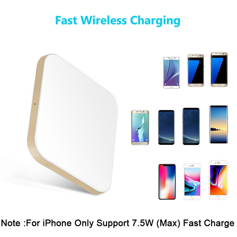 Wireless Charger For Xiaomi Redmi 5A 4 4A 4x 5A 3S Note 3 4 4X Pro Chargers Cases Charging Pad With QI Receiver Phone Accessory (26)