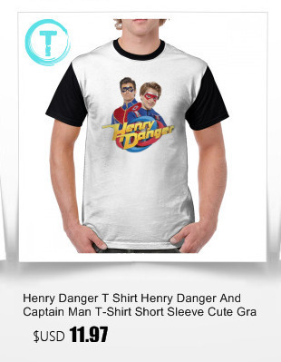 Kid//Youth Hen-Ry Dan-Ger T-Shirts 3D Print Short Sleeve Graphics Tees for Boys Girls