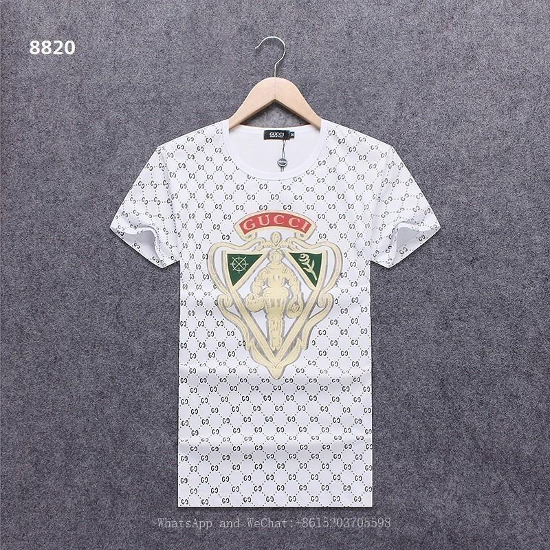 2019 T-shirt estiva New Pattern Uomo Stampa Short T Pity Maschio Girocollo Tempo libero Cotton Half Sleeve Rendering Interno sfoderato