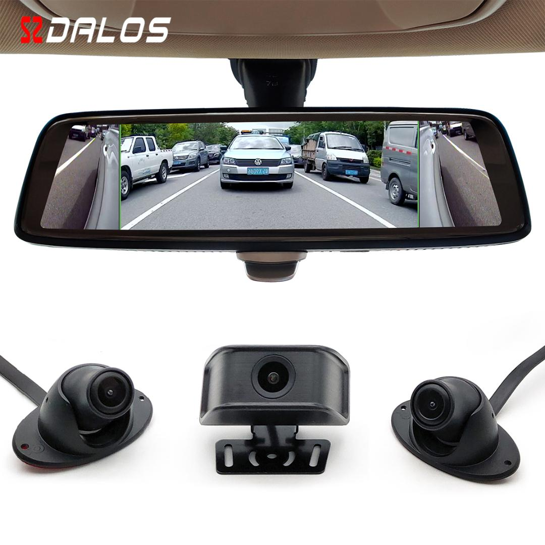 Rear View Multi Blind Spot Mirror 1p For Universal Car Fit