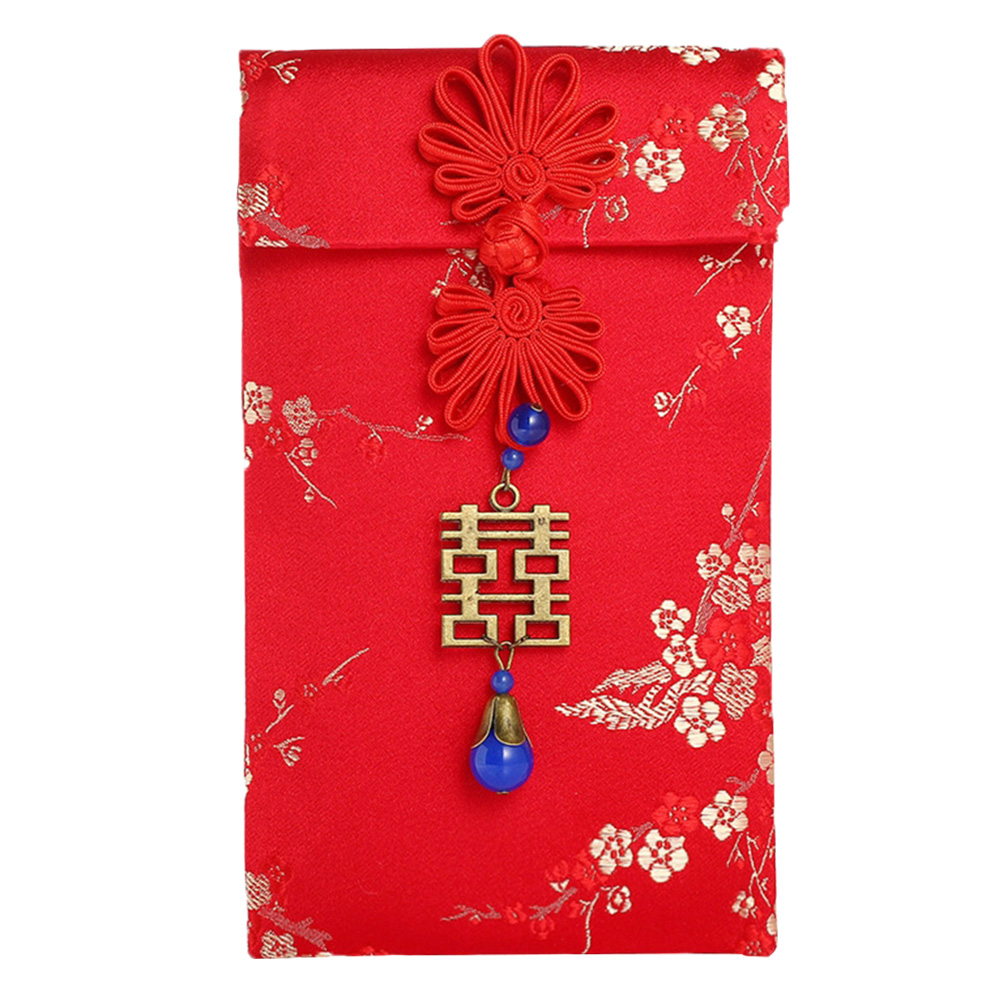 Chinese Fu Knot Tassel Delicate Hanging Knot for New Year Decoration G