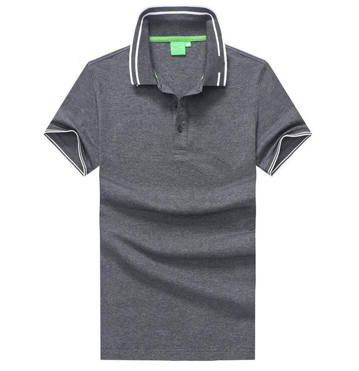 designer t-shirt fashion classic men's letter print shirt cotton mens designer T-shirt white black designer polo shirt male M-2XL
