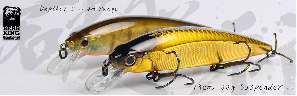 11cm 17g Dive 1.5m Super Weight System Long Casting Sp Minnow New Model Fishing Lures Hard Bait Quality Wobblers
