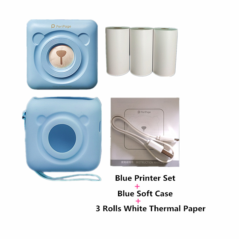 Iphrinta ye-thermal hot sale mini thermal photo printer and white thermal paper