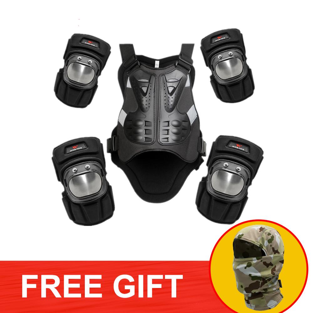 Gearx Gilet de moto ou industriel 4 porte de s/écurit/é