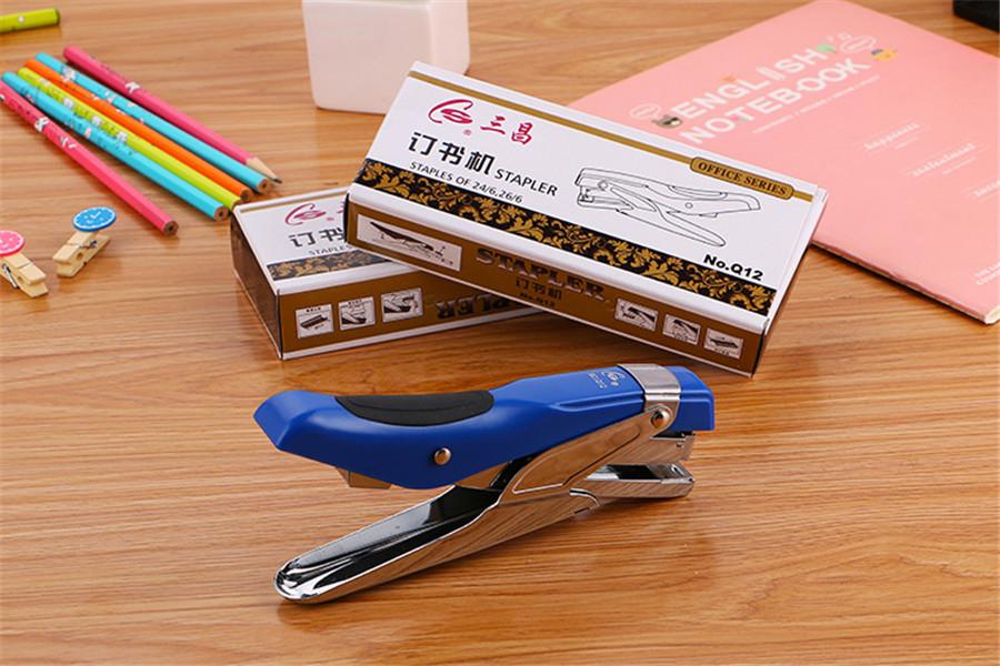 Office Home grapadora sin grapa clip papel encuadernaciónK G2
