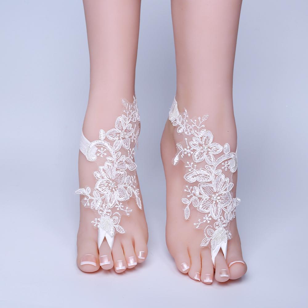Gold überzogene Fußkettchen-Blume die hohle Knöchel-Armband-Fuß-Kette schnit G9