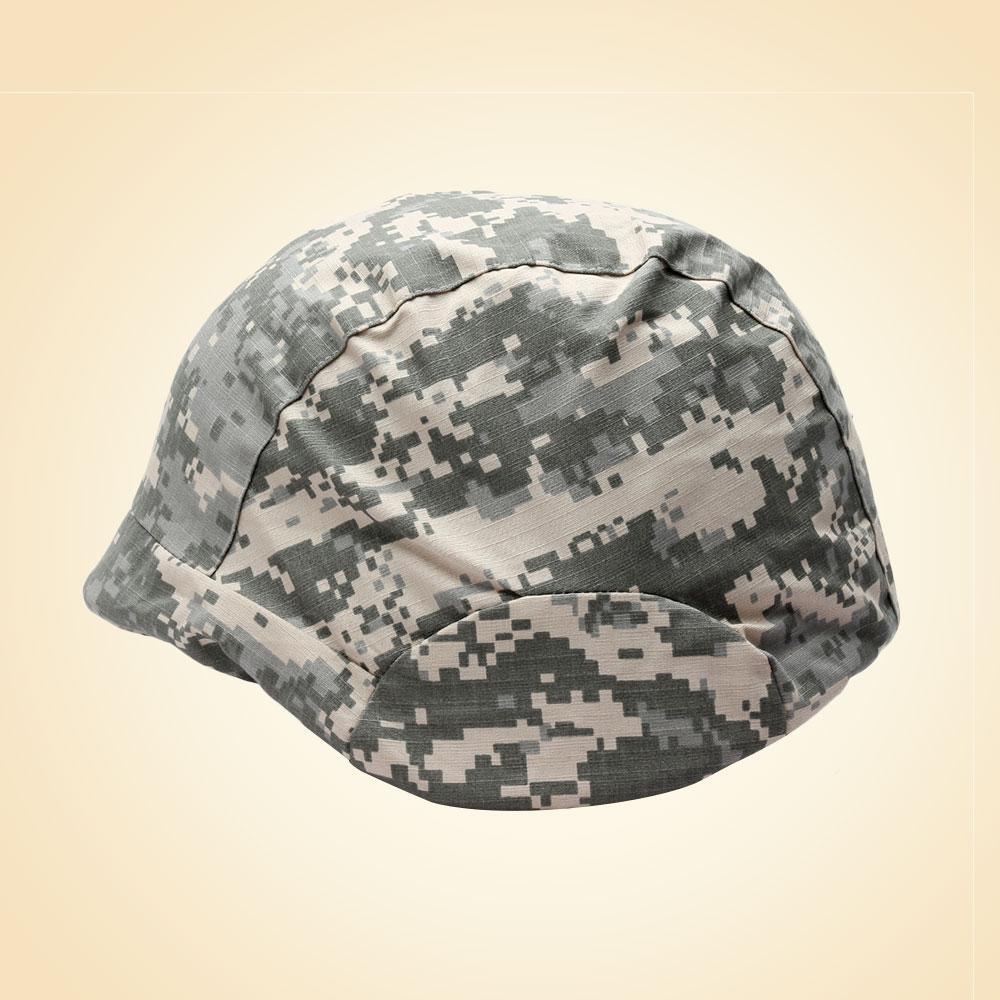 Tbest 2pcs Accessoires Casque Tactique Militaire Casque Sangle Bande Tactical Airsoft R/éfl/échissant Camo Strap pour M1 M88 Casque Militaire