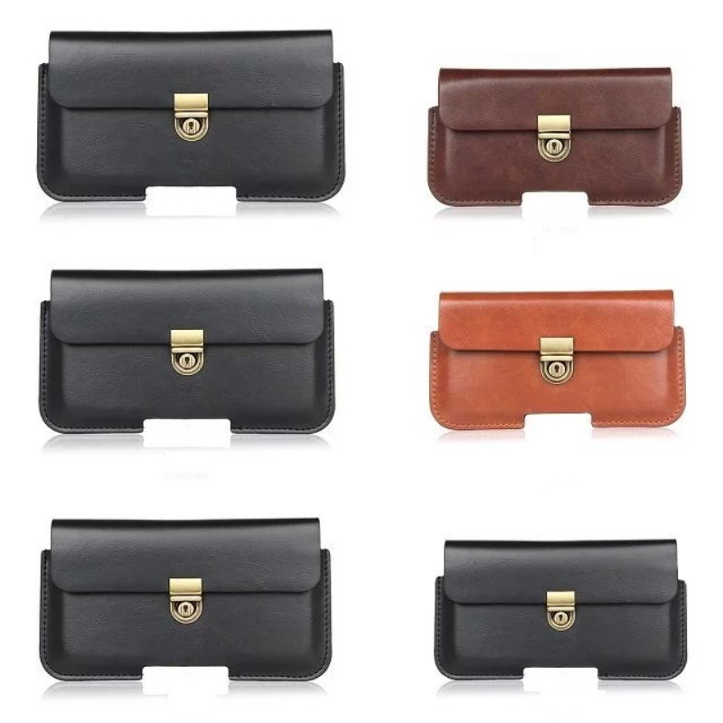 Genuine Leather Pouch Case (1)