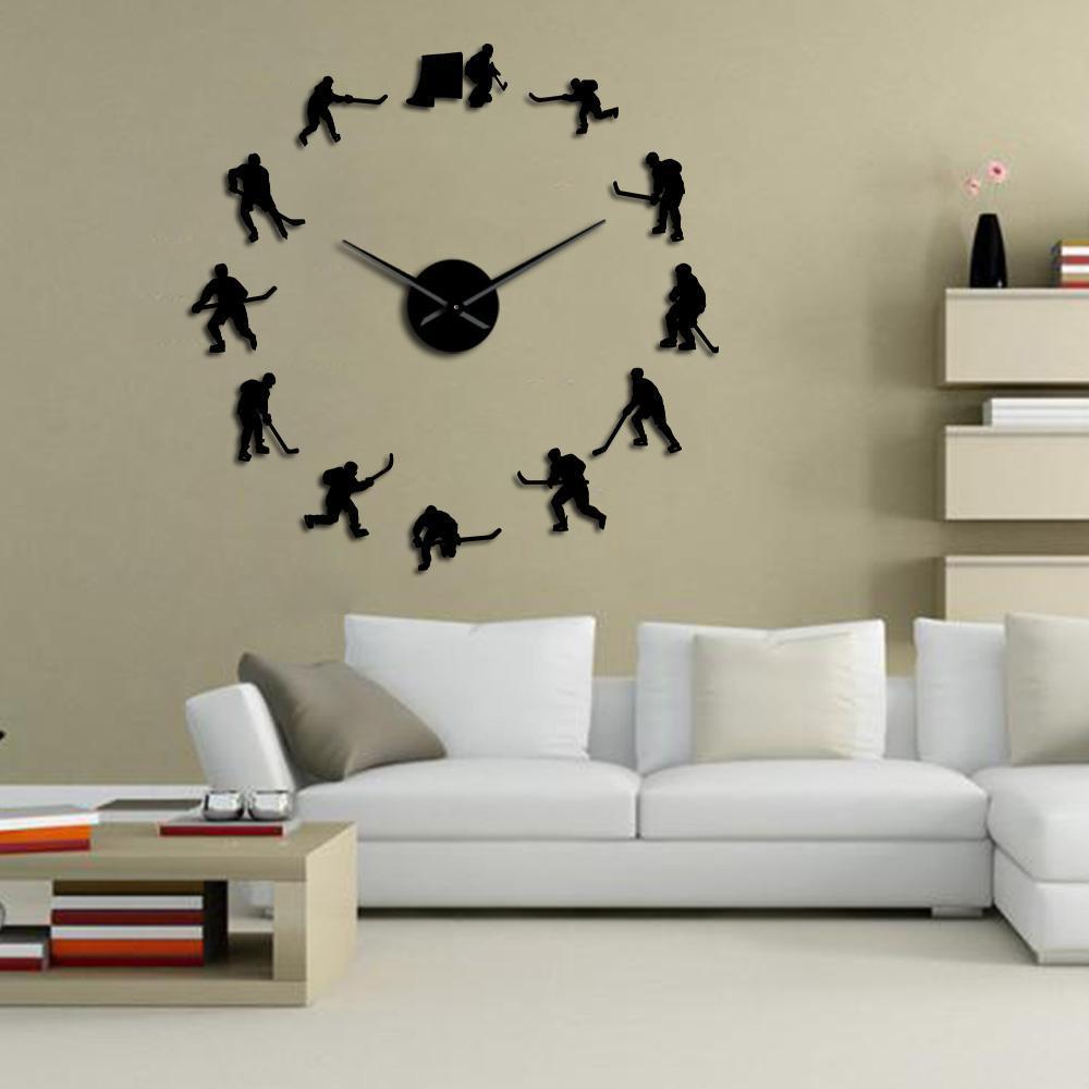 St Louis Blues fans horloge murale Accueil Room Decor Cadeau