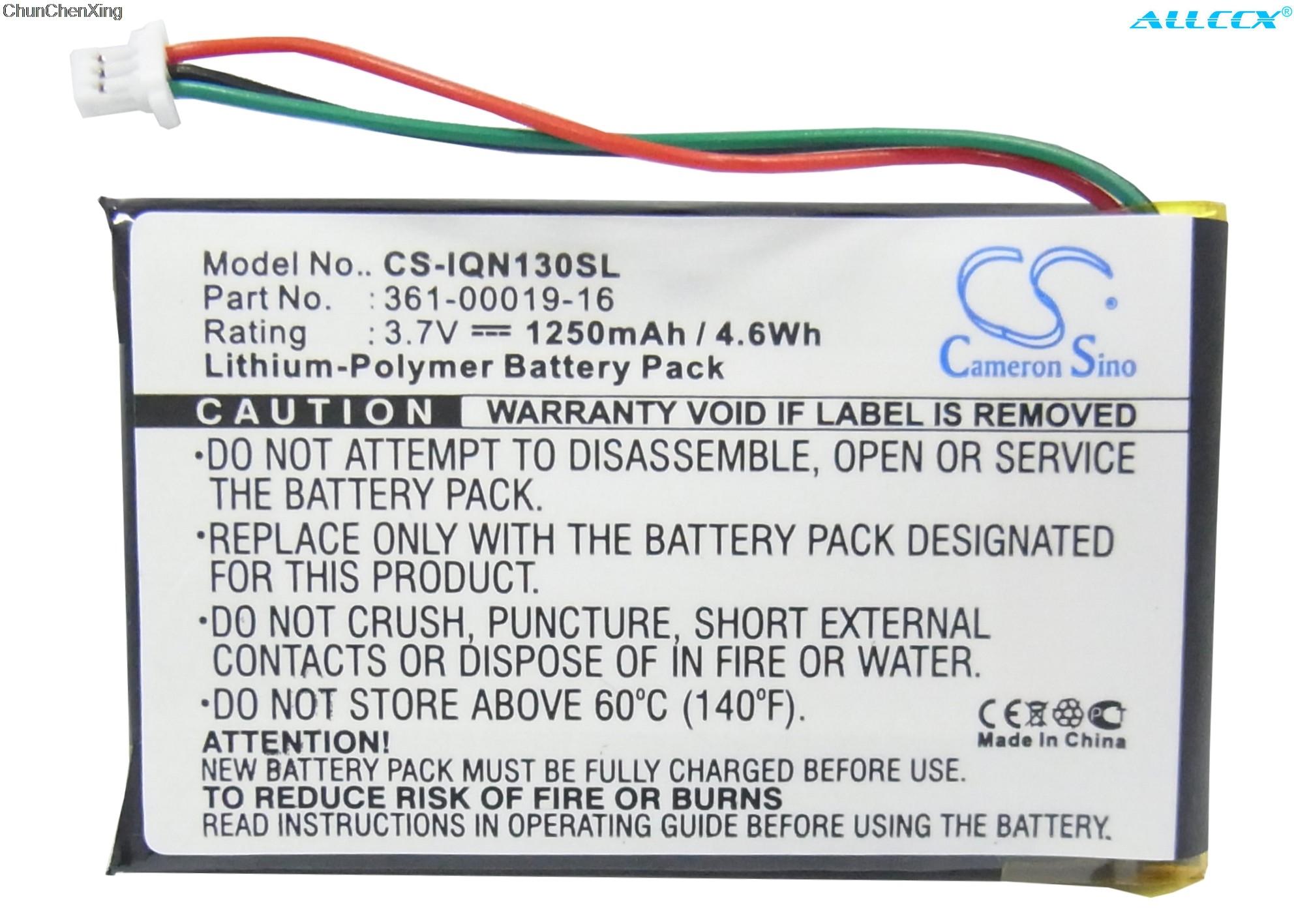 010-01211-01 Nuvi 65LM Cameron Sino 1100mAh Battery for Garmin 361-00056-01 Nuvi 65