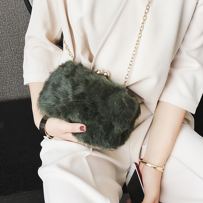 Chain Wome Npu Leather Shoulder Bag Chain Strap Handbags Clutch Bag Ladies Messenger Bags With Brand Original Design