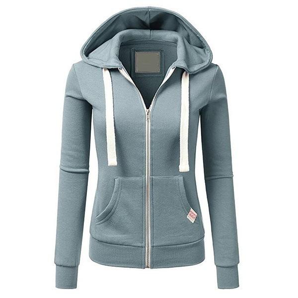 Personnalité Sports Shirt Cardigan à glissière sur le côté même minuit hoodies coton