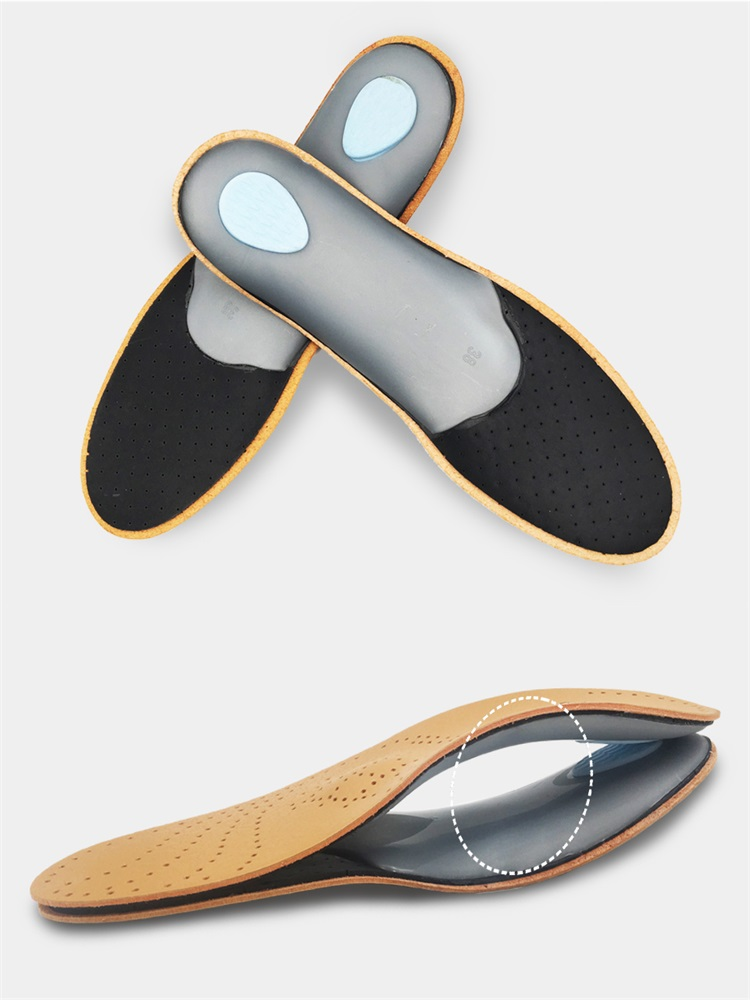 Orthotic Insoles for Flat Feet Fight Against Plantar Fasciitis,Relieve Feet
