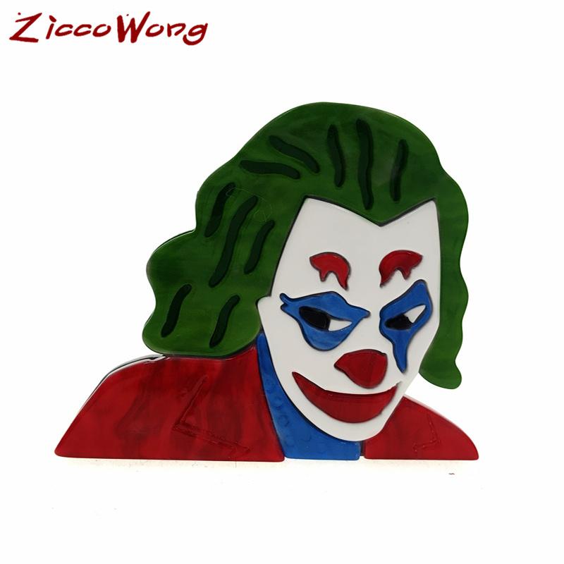 Rainbow CERCHI Clown Costume Circo Festa Divertente Uomo Donna Costume Cappello Nuovo