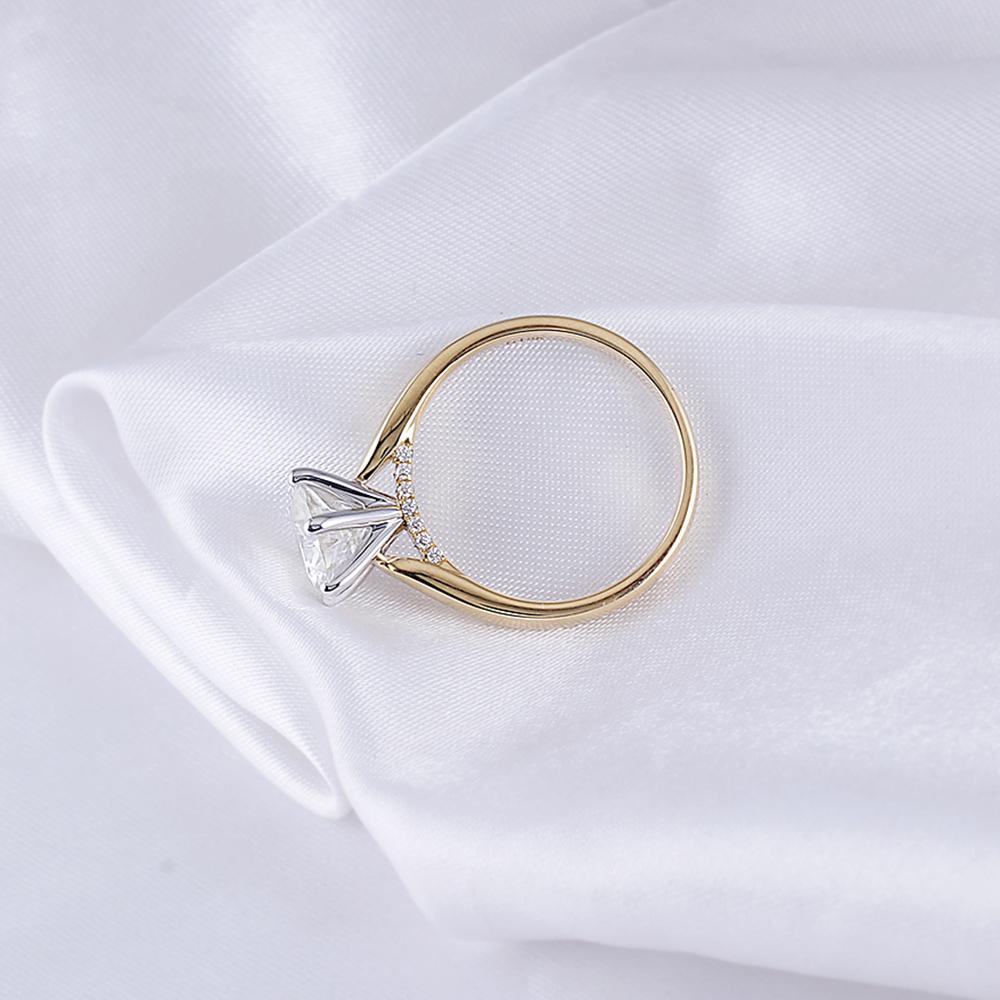 moissanite engagement ring (7)