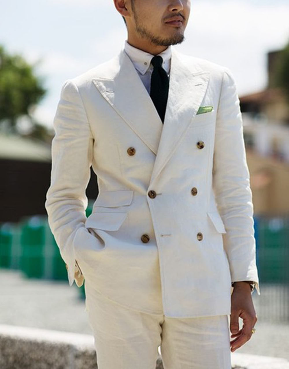 New-White-Man-s-Suit-Blazer-Slim-Fit-Formal-Double-breasted-Notch-Lapel-Groomsmen-Tuxedos-Jacket