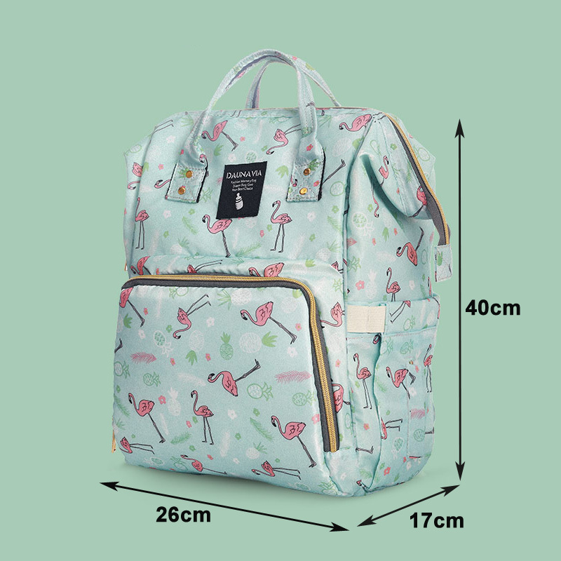 good quality Fashion Baby Care Bag Mommy Pregnant Women Diaper Bag Brand Large Capacity Baby Bag Travel Backpack Designer