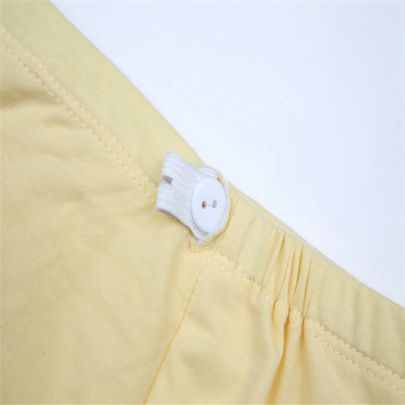 M-XXXL Pregnancy Maternity Clothes Cotton Women Pregnant Smile Printed High Waist Underwear Soft Care Underwear Clothes S14#F (31)
