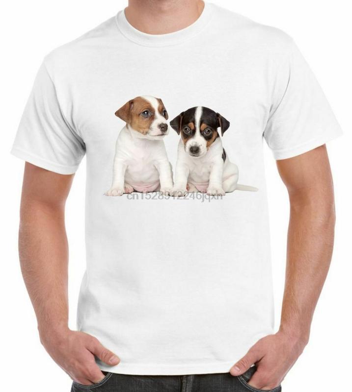 Tinno t-shirt chiens chien innovation pur jack russell terrier Fun siviwonder