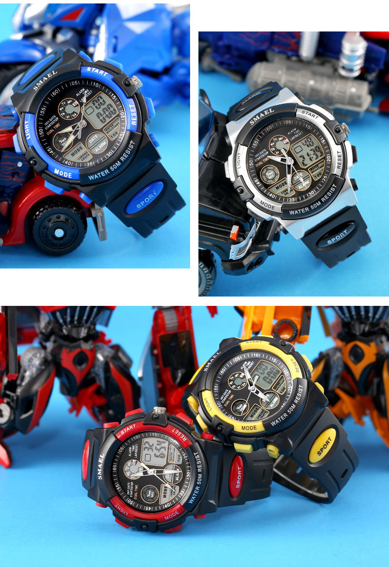 12 digital watch for girls
