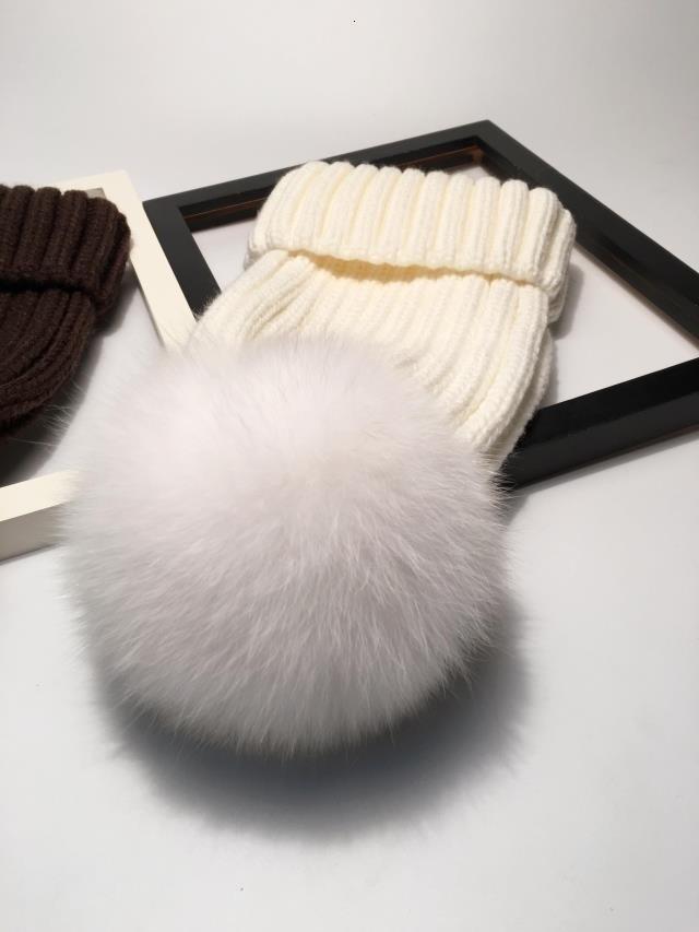 pompom hat fur hat winter hats for women knitted hat winter beanie hat women hat (17)