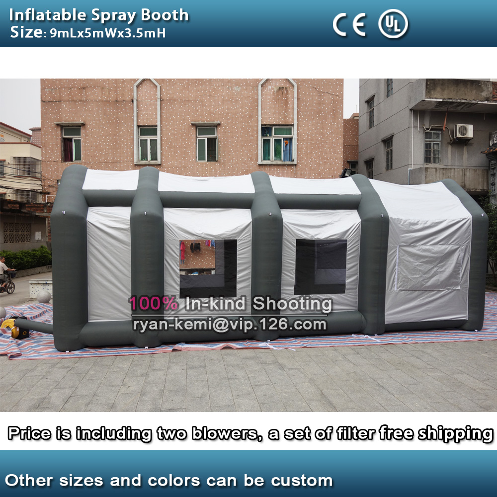 inflatable-paint-booth-tent