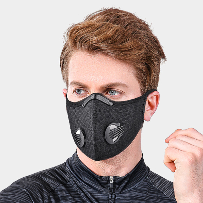 maschera anti inquinamento n95