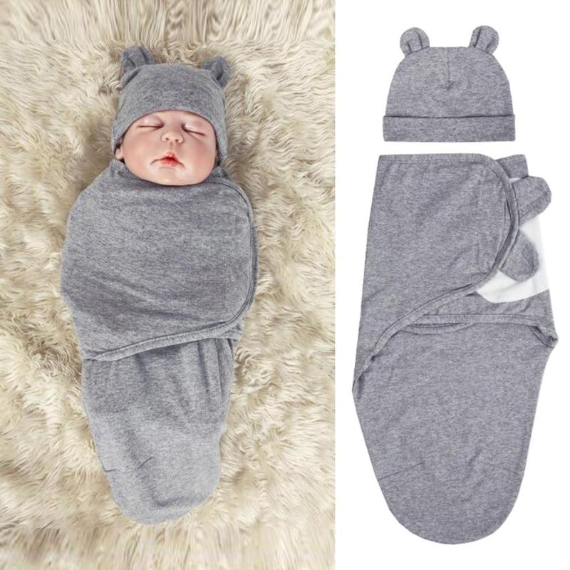 Wickeltuch Baby breathable Baby Wickelschlafsack
